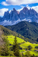 Lovely peaks