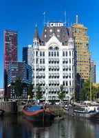 het witte huis, Rotterdam