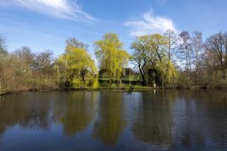 See im Losbergpark, Stadtlohn