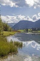 lake Piller near St. Ulrich