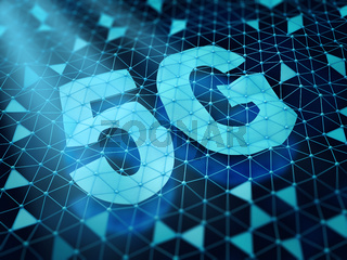 The 5G symbol