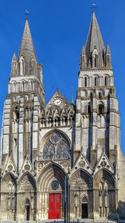 Bayeux Cathedral, France