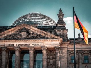 Reichstag, Berlin, Germany