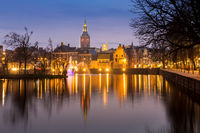 Netherlands Downtown