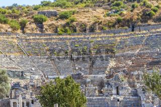The Amphitheatre At Ephesus, Turkey