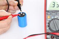 measuring an electrical device