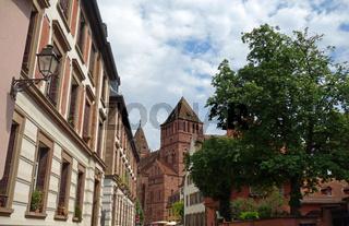 Église Saint Thomas in Straßburg