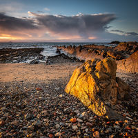 Golden Rock at St Monans