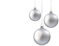 Christmas Balls Isolated