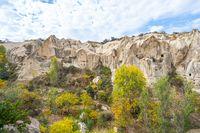 Open air museum in Cappadocia, Turkey