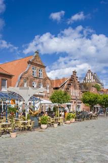 Marktplatz in Heiligenhafen