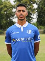 Tarek Chahed (1.FC Magdeburg, DFB 3.Liga Season 2019-20)