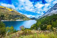 The magic of Dolomites