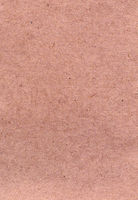 Recycled pink paper