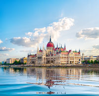 Parliament and Danube