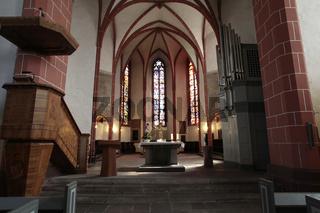 Town church of Bad Hersfeld