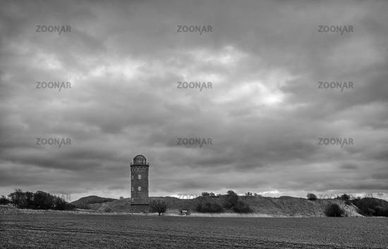 Lighthouse (Positioning tower) near Cape Arkona