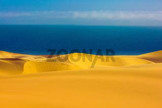 Atlantic coast of Namibia