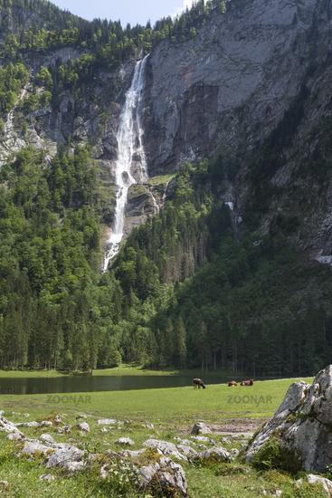 Röthbachfall am Obersee, BGL