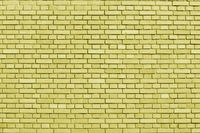 Limelight colored brick wall background