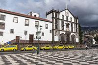 Igreja do Colegio, Jesuit church, Funchal, Madeira, Portugal, Europe
