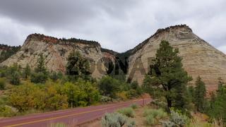 Tafelberg in Utah, Vereinigte Staaten