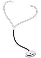 Medical instrument stethoscope