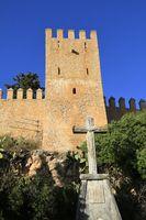 Santuari de Sant Salvador, Arta, Mallorca, Spain