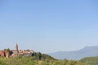 Labin in Istria