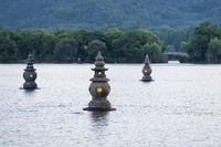 beautiful hangzhou west lake landscape