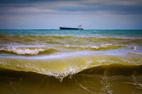 Wave on the Black Sea