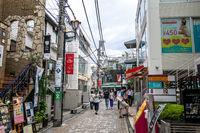 harajuku cat street shops