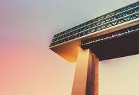 Futuristic Abstract Architecture