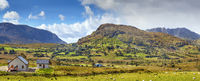 Landscape with mountains, Ireland