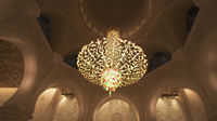 Sheikh Zayed Grand Mosque is one of the six largest mosques in the world