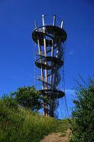 Tower in the Schönbuch-Forest, Germany, Baden Württemberg