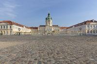 Schloss Charlottenburg in Berlin, Deutschland