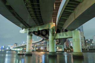 highways in Tokyo
