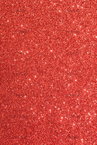 red glitter macro background