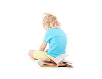 girl refuse to read