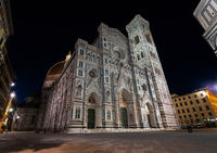 Cathedral in Florence