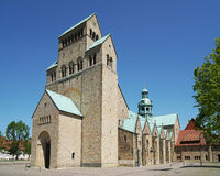 Hildesheim Cathedral in Germany