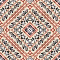Palestinian embroidery pattern 148