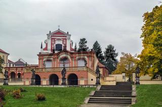Klasterec nad Ohri, Czech republic