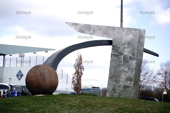 Modern sculpture Pirmasens
