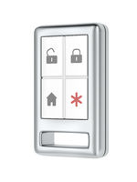 Remote control for the home alarm system