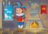 Happy jester theme image 2