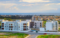 modern apartments building Paphos Syprus