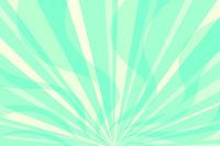 green pop art background