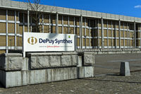 European headquarters of DePuy Synthes, Zuchwil, Switzerland
